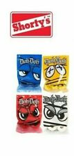 SHORTYS DOH DOH BUSHINGS 4 PACK TRUCK - VARIOUS COLOURS AND STRENGTHS SKATEBOARD