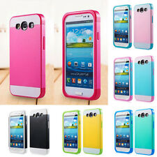 Fine Hybrid Impact Dual Layer Bumper Hard Case Cover For Samsung GalaxyS3 i9300