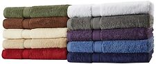 NEW 6 Piece Egyptian Cotton Towel Set Soft Luxurious Bath Hand Towels Oversized