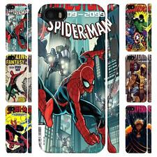 DC Marvel comic book full wrap Housse pour Apple iPhone 4 - 4S 5 - 5s - 38
