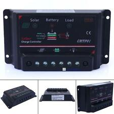 5/10/15/20A LED Solar Battery Regulator Charge Controller 12/24V Auto Switch KJC