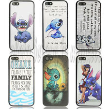 Lilo and Stitch Ohana Durable Case for iphone 5C 02116