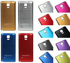 Plated Battery Back Door Housing Cover Case For Samsung Galaxy Note4/3/2 S5/4/3