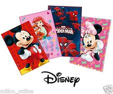 DISNEY & MARVEL CHARACTER SOFT FLEECE BLANKET & THROW 150cm x 100cm