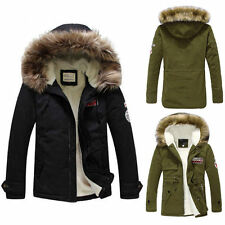 Women Warm Fur Collar Hooded Parka Winter Thick Down Coat Outwear Down Jacket