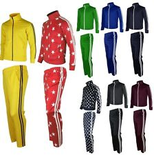 Mens Womens Running jogging Track Suit warm up pants jackets gym training wearAA