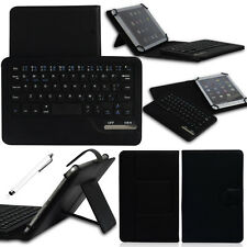 Bluetooth Keyboard Cover Case For Samsug Galaxy 7 8 10 10.1 10.5 inch Tablet PC