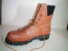 Hy-Test Leather Steel Toe Safety Boots