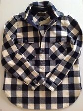 J. Crew Buffalo Check Flannel Shirt-Jacket  NWT Size: XXS-XL