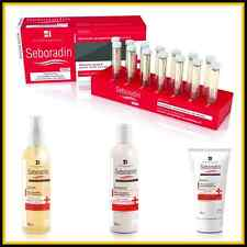 SEBORADIN The Most Effective Hair Loss Treatment - Periodic & Chronic Hair Loss