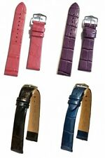 Hirsch Duchess Patent Leather Watch Strap  180mm Length