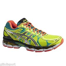 ASICS GEL NIMBUS 16 Scarpe Running Uomo Neutral FLASH YELLOW T435N 0793