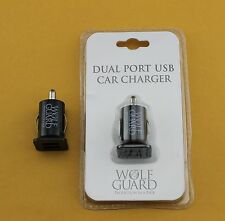 WolfGuard 2.1A Car Vehicle Truck SUV 12V Plug in Charger for Verizon Devices