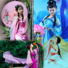 China Fairy's HanFu Formal Gown Party Prom Cosplay Costume