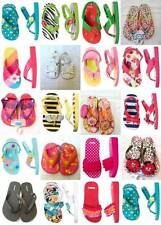 NWT Gymboree/TCP/Barbie/JB/ON Girl Shoes Flip Flops Swim Sandals 2 4 6 8 10 12 2