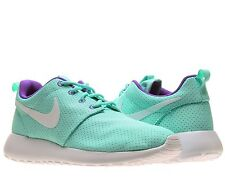 Nike Rosherun Hyper Turquoise/Hyper Grape-White Womens Running Shoes 511882-353