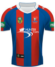 Newcastle Knights 2014 NRL Home ISC Jersey Size S-7XL! BNWT's!