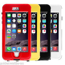 Shockproof Waterproof Dirt Proof Durable Touch Case Cover for iPhone 6+ Plus