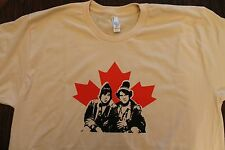 Strange Brew Bob and Doug McKenzie T-Shirt. Must See. S, M, L, XL, 2XL