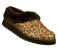 Skechers Bobs Women's Keepsakes Jungle Slippers