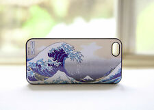 THE GREAT WAVE OFF KANAGAWA iphone 5S-5-4S-4 Case Cover Japanese Art Japan