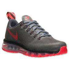 Nike Air Max Motion Mens Sz Running Shoes Cool Grey Crimson Sneakers 631767 006