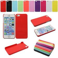 DIY Deco Candy Color Hard Back Plastic Case For iPhone 5c 4 4S 5 5S 6 & 6 Plus