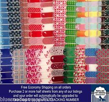 Jamberry Half Sheet Nail wraps New Valentine's Easter St. Patrick's Exclusive