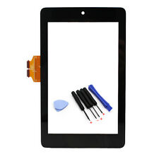 Glass Digitizer Panel Touch Screen Replacement For ASUS Google Nexus 7 + Tools