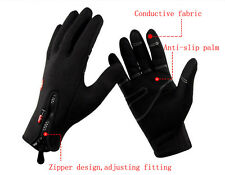 Men's & Women's Winter Outdoor Cycling Glove Touchscreen Gloves for Smart Phone