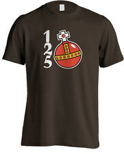 Monty Python and the Holy Grail: Holy Hand Grenade of Antioch 1,2,5 T-shirt