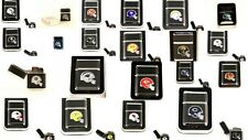 NFL Windproof Refillable Butane Torch Lighter All Teams - Pick Your Team!