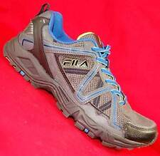 NEW Men's FILA ASCENTE 14 Gray Casual Running Athletic Sport Sneakers Shoes