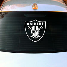 Oakland Raiders Vinyl Decal Sticker Car window PICK YOUR SIZE
