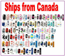 Melodi Authentic Nail Wrap Patch Stickers 14pcs Ultra-thin ship from Canada 2015