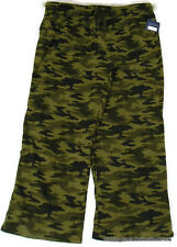 Mens Green Camo Fleece Lounge Pants Sz 3XLT Polyester Croft & Barrow NWT