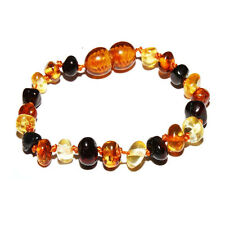 Baltic Amber Baby Teething Bracelets Authentic Baltic Amber Kids Bracelet