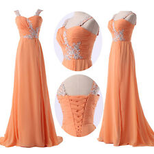 2015 Maternity Long Wedding Gowns Formal EVENING Party Bridesmaid Prom Dresses