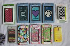 New KATE SPADE VERA BRADLEY LILLY PULIZER & MORE iPhone 5 5s Case Cover YOU PICK