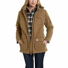 Carhartt 101402 Women's Gallatin Coat - Quilted Flannel Lined