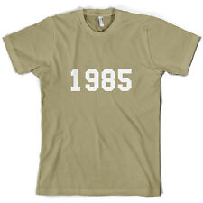 1984 College Style - Mens 30th Birthday Present / Gift T-Shirt - 10 Colours