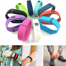 2015 Large Replacement Wrist Band + Clasp For Fitbit Flex Bracelet No Tracker GP