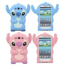 3D Cute Cartoon Soft Silicone Rubber Skin Case Cover for Samsung Galaxy S3 i9300
