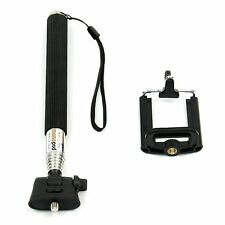 New Handheld Selfie Stick Monopod Bluetooth Phone Holder For Cell Phone Camera