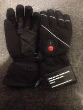 Shark motorcycle atv heated Battery Powered comfort gloves. High Quality thick