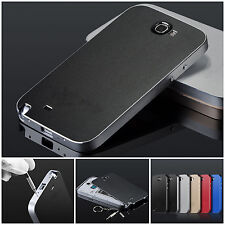 Metal Aluminum Gorilla Case Cover Luxury Anti-scratch For Galaxy Note 2 II N7100