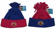 Girls Fleece Winnie The Pooh Character Hats Sizes From 12 months to 4 years Wint