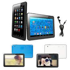 """Multi-Color 16GB 10.1"""" Quad Core Android 4.4 Tablet PC 10"""" Inch 3G Computer Wifi"""