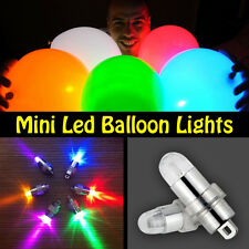 LED Mini Balloon Lamps Bulbs String lights For Lantern Decor Batteries Operated