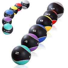 CAP Barbell Rubber Medicine Ball Weights Exercise Fitness Workout Fit Gym NEW
